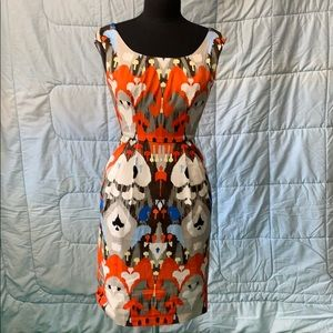 Cute fun patterned dress 2